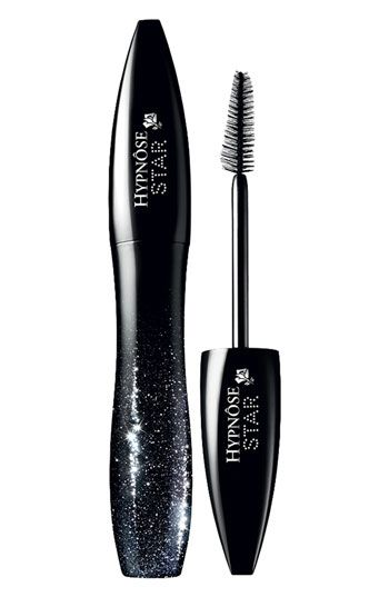 Lancôme 'Hypnôse Star' Mascara available at #Nordstrom  Almost the Holy Grail of Mascara. Amazing what one coat does. Brush's two sides really make lashes pop!