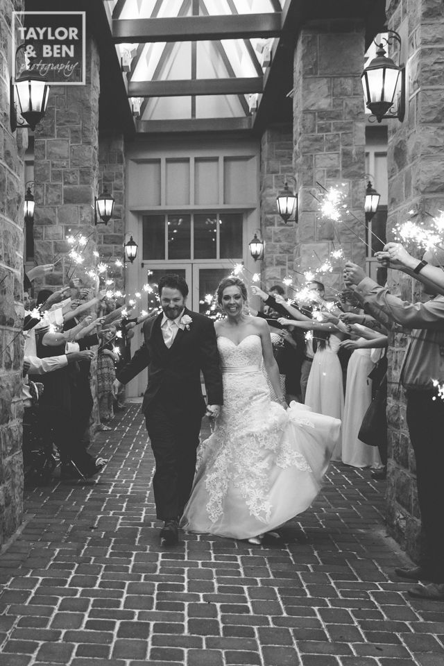 And they lived happily ever after...  War Memorial Chapel and Inn at Virginia Tech Wedding