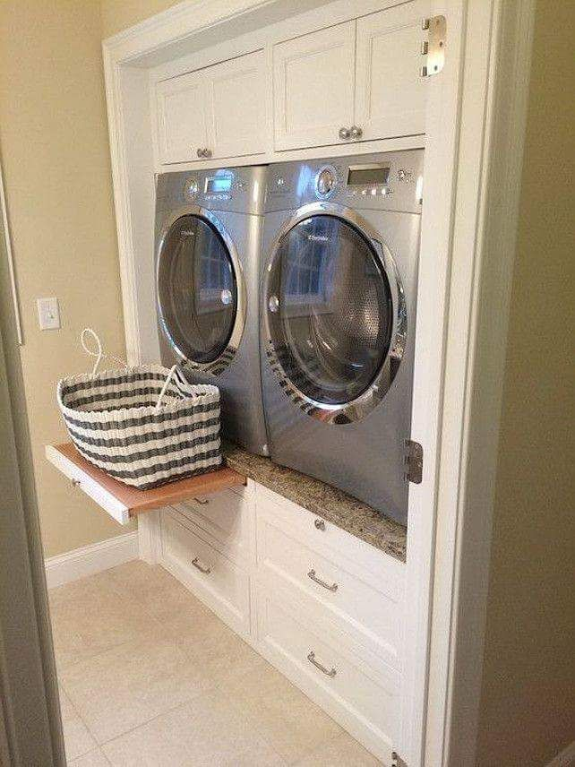 Løfte vaskesøjlen op i stå højde?