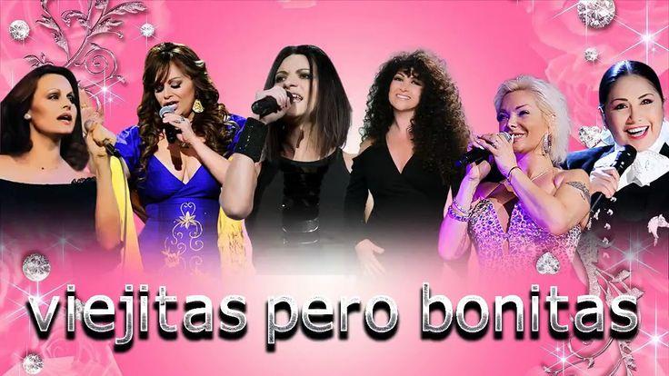 AnaGabriel,Rocio Durcal,Amanda Miguel,Marisela,laura pausini y Jenni Riv...