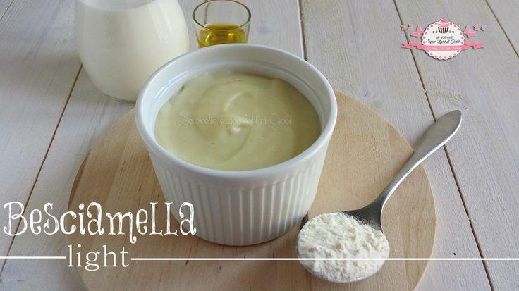 Besciamella light (295 calorie)