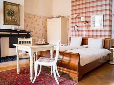 Antwerpen - Bed, bad en brood