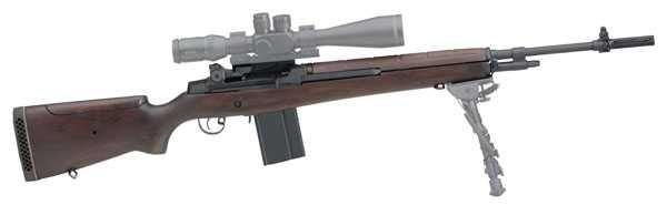 "Springfield Armory SA9121CA M1A M21 Tactical Semi-Auto 308 Win 22"" 10+1 Stk Blue   Product ID: 11916"