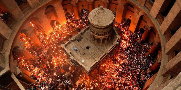 Santo Sepolcro: gli archeologi dicono che gli evangelisti avevano ragione