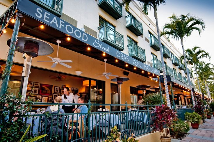 """MustDo.com   Trulucks Seafood Steak and Crab House Naples, Florida. Steak and seafood restaurants abound in Naples, but only one has been voted """"Top 100 Restaurants in America"""" by Open Table – Truluck's Seafood Steak and Crab House."""