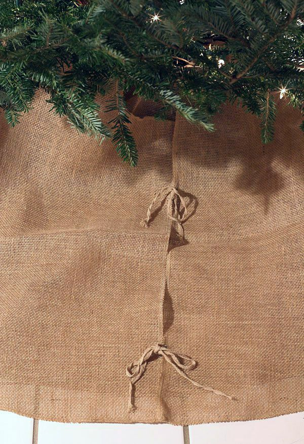 24 Inch Christmas Tree Skirt