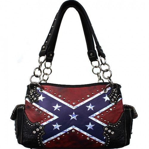 Rebel Flag Concealed Carry Purse(I want this one)
