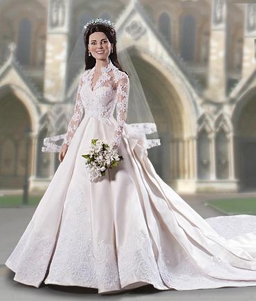 """Franklin Mint """"Kate Middleton"""""""