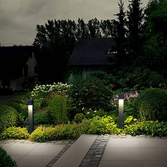 Led bollard lighting
