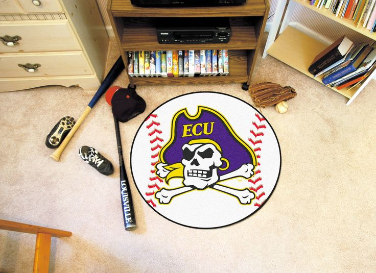 NCAA East Carolina Baseball Doormat