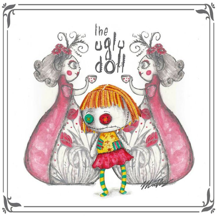 The ugly doll 2014