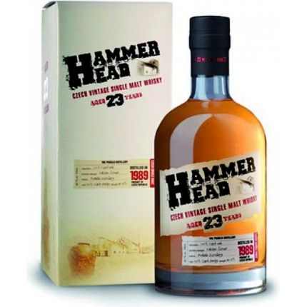 Hammer Head whisky 23y 0,7 l