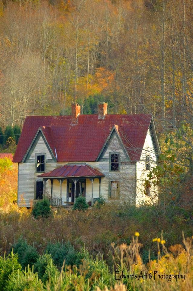 I love this old place which is just past Bakersville on the way up to to Roan Mountain. (A great place to hike and take in some awesome VIEWS). I have admired this old house and wondered about it's history many times. Photo by Edwards Art & Photography
