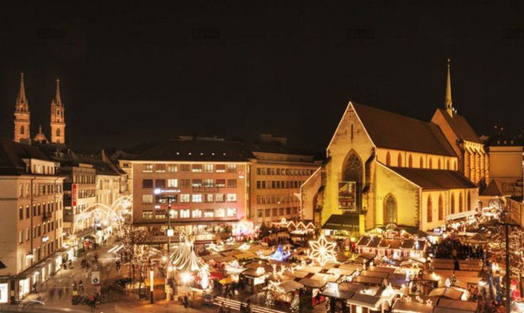 Switzerland Christmas markets