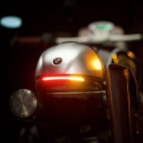 Flexible Turn and Brake LED Tail Light