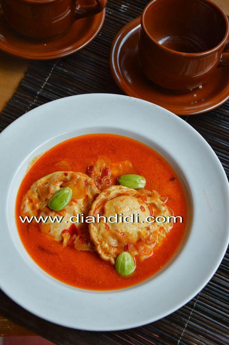 Diah Didi's Kitchen: Sambal Goreng Telur Ceplok