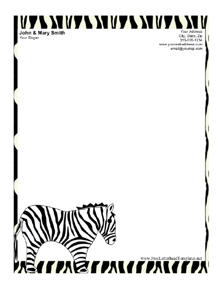 Free Printable Letterhead Templates. Free Printable Happy