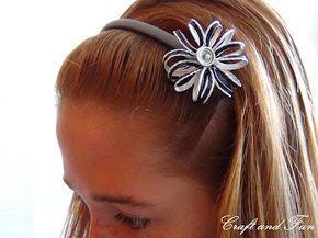 Accessori per capelli fai da te: riciclo creativo