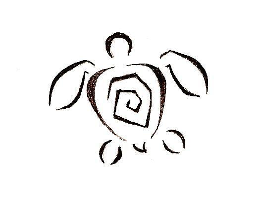 Turtle Tattoo Design by ~untalentedchik on deviantART by lena