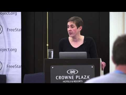 Karen Straughan - Feminism: Socialism in Panties @NHLF14 - YouTube