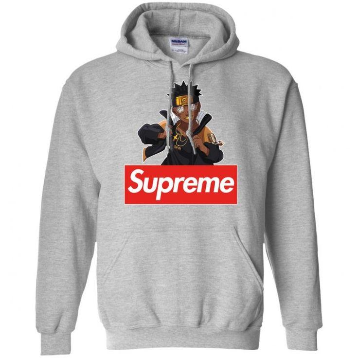 Supreme Naruto Bape Hoodie - Shop Supreme x Naruto | Bape ...