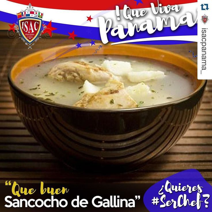 #Repost @isacpanama_ with @repostapp.  En el mes de la Patria Donde celebramos a #Panamá @isacpanama_ @isacveraguas @isac_chorrera @isac.colon @isac_chiriqui @isacazuero Solo subiremos fotos de la #cocinapanameña  SANCOCHO DE GALLINA  #Panamá #escueladecocina #gourmet #cook #truecooks #cheflife #food #instachef #chefart #theartofplating #gastroart #gastronomía #chefoninstagram #foodies #foodporn #foodstarz #chefstalk #gourmetartistry #caribbeanculinarycollective #cocina #cocinamoderna…