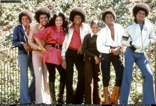the jackson family the jacksons pinterest sisters