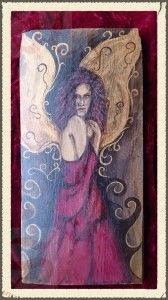 Anioł Elfica obraz