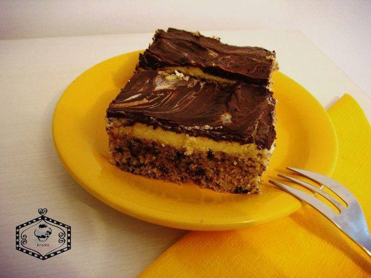 Ezt az ízig-vérig házi finomságot egy amerikai sütis oldalon találtam és rögtön kedvet kaptam az elkészítéséhez. Nem csak azért mert jópofa a neve,...