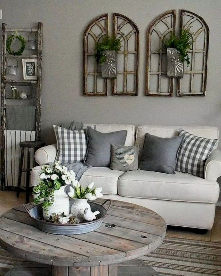 Diy Fresh And Fabulous Living Room Decor But Stay On A Budget In 2020 Farm House Living Room Chic Living Room Farmhouse Decor Living Room