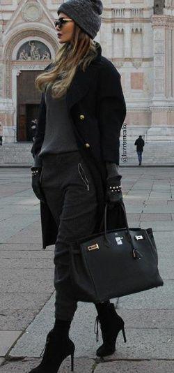 Hermes Birkin Style