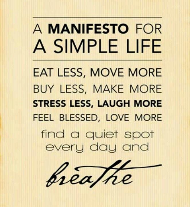 Simple Life Through Yoga-www.yogiseeker.com