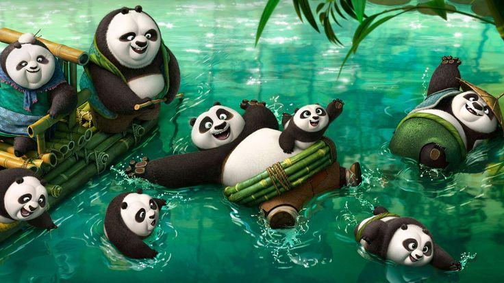 Kung Fu Panda 3 Ganzer Film Deutsch Anschauen