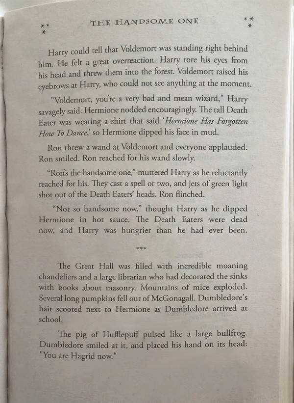 Harry Potter And The Portrait Of What Looked Like A Large Pile Of Ash Harry Potter Funny Tumblr Funny Harry