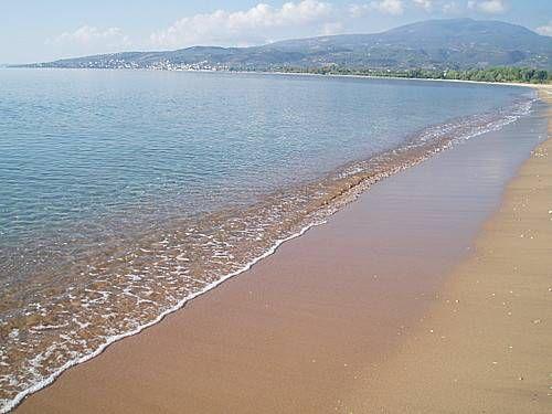 Bouka beach in Messinia pref. (Peloponnese) #Iridaresort www.iridaresort.com