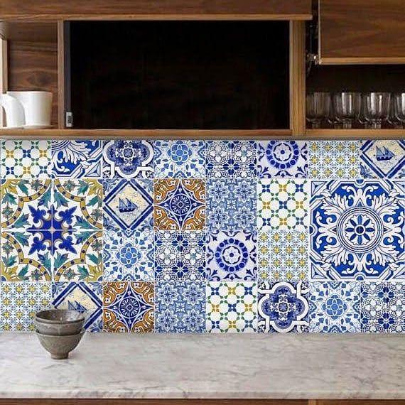 Atelierdessuedens Mosaiktische Gartentisch Tisch Mediterranetische Fliesentisch Mediterran Garten Terrasse Klein Garten Design Mosaiktisch Gartentisch