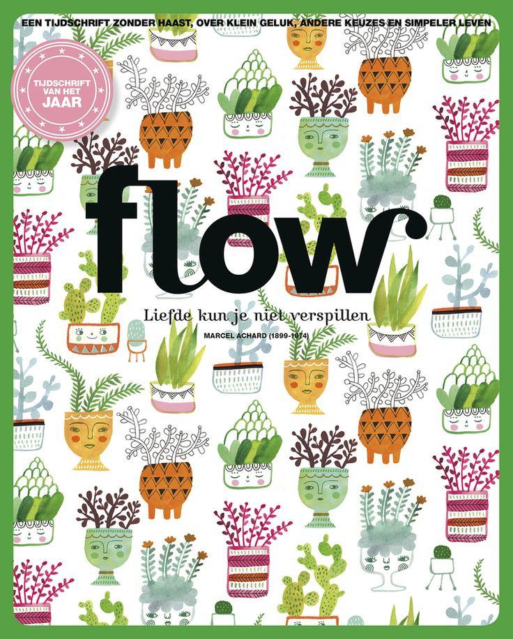 Flow 2015 - 4 Liefde kun je niet verspillen. Marcel Achard (1899-1974)