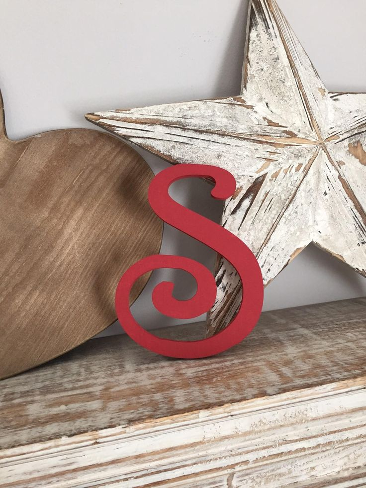 17 Best Ideas About Wooden Wall Letters On Pinterest