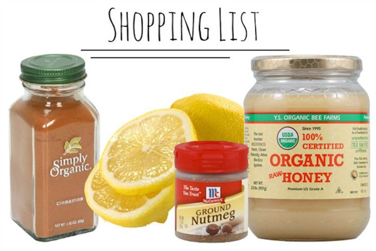 Cinnamon and nutmeg face mask. 1/2 teaspoon nutmeg, 1/2 teaspoon cinnamon, 1 teaspoon honey, & 2 teaspoons lemon juice.