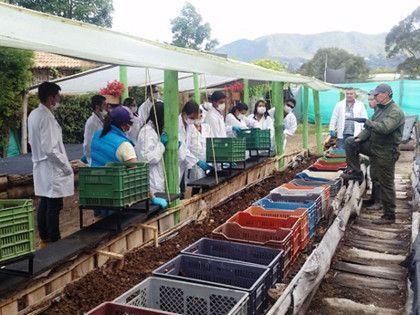 Capacitaciones Cursos Lombricultura de Tenjo