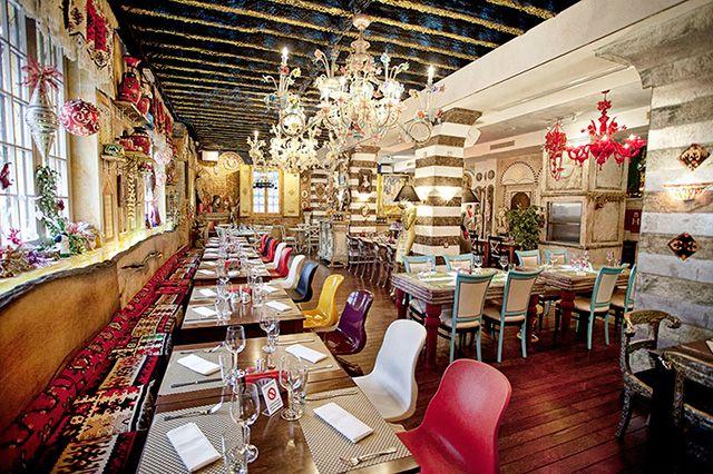 Lorenzo & Kakalamba, restoran Beograd Cvijiceva 10