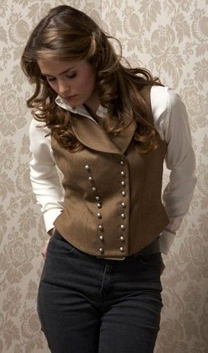DOUBLE-BREASTED WAISTCOAT                                                                                                                                                                                 More