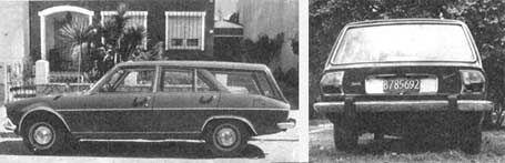 Otro de los huecos dejados por Peugeot a mediados de los años 70, era la versión rural del 504. En 1974, Otelo S.A. presentó el Panorama. Igual que los Geramos, las modificaciones se realizaban sobre sedanes estándar nuevos y usados.  El modelo, aprobado por SAFRAR (por ese entonces fabricante de la marca Peugeot en Argentina), se lograba extendiendo el techo, agregando los vidrios traseros laterales, e incorporando el portón trasero. Este último, curiosamente incluía la luneta original y la…