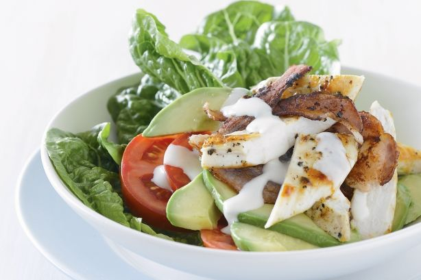 Chicken BLT salad | Salad | Pinterest