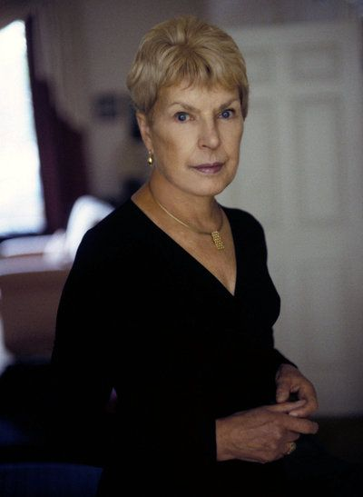 Ruth Rendell, winner of the Mystery Writers of America's Grand Master Award and the Crime Writers' Association Diamond Dagger for lifetime achievement. RIP. May 2015.