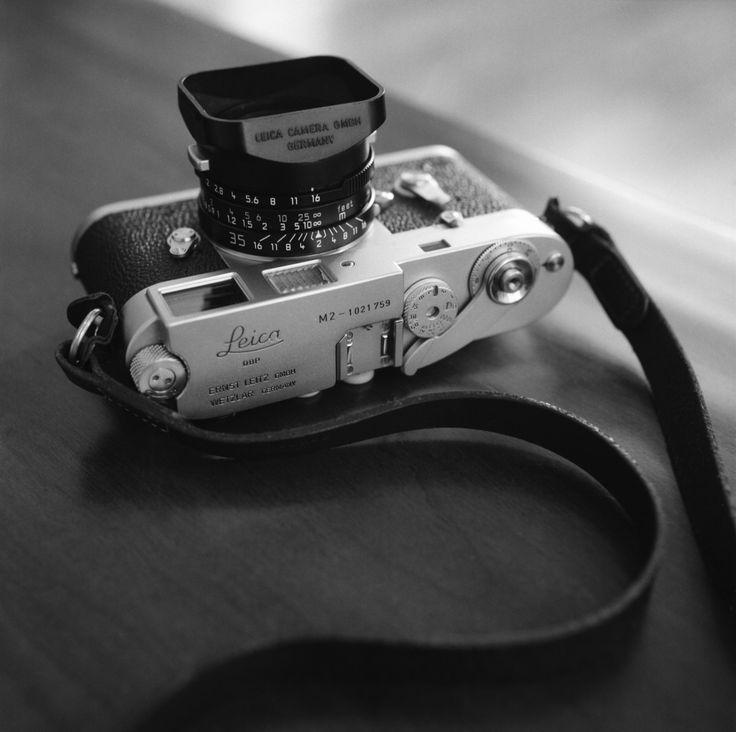 Leica M2 & Summicron 35mm F2 IV pre-ASPH
