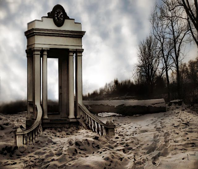 TaxusArt: Czas zimy