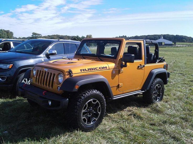 2 Door Rubicon X In Amp D 2014 Jeep Wranglers