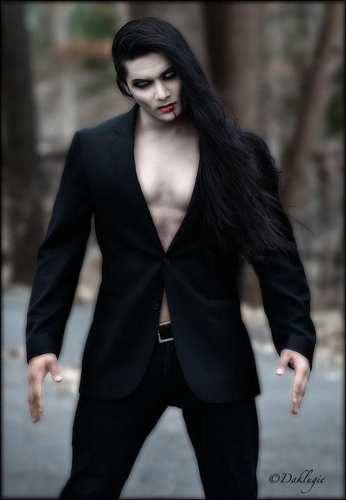 Gothic Art...By Artist Unknown... The things I would do!!! Holy cow!!!