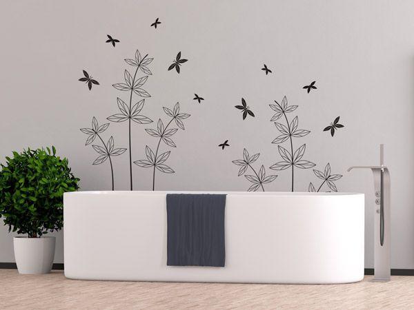 18 best Ethno Design Wandtattoos im kreativen Ethnostil images - wandtattoo für badezimmer
